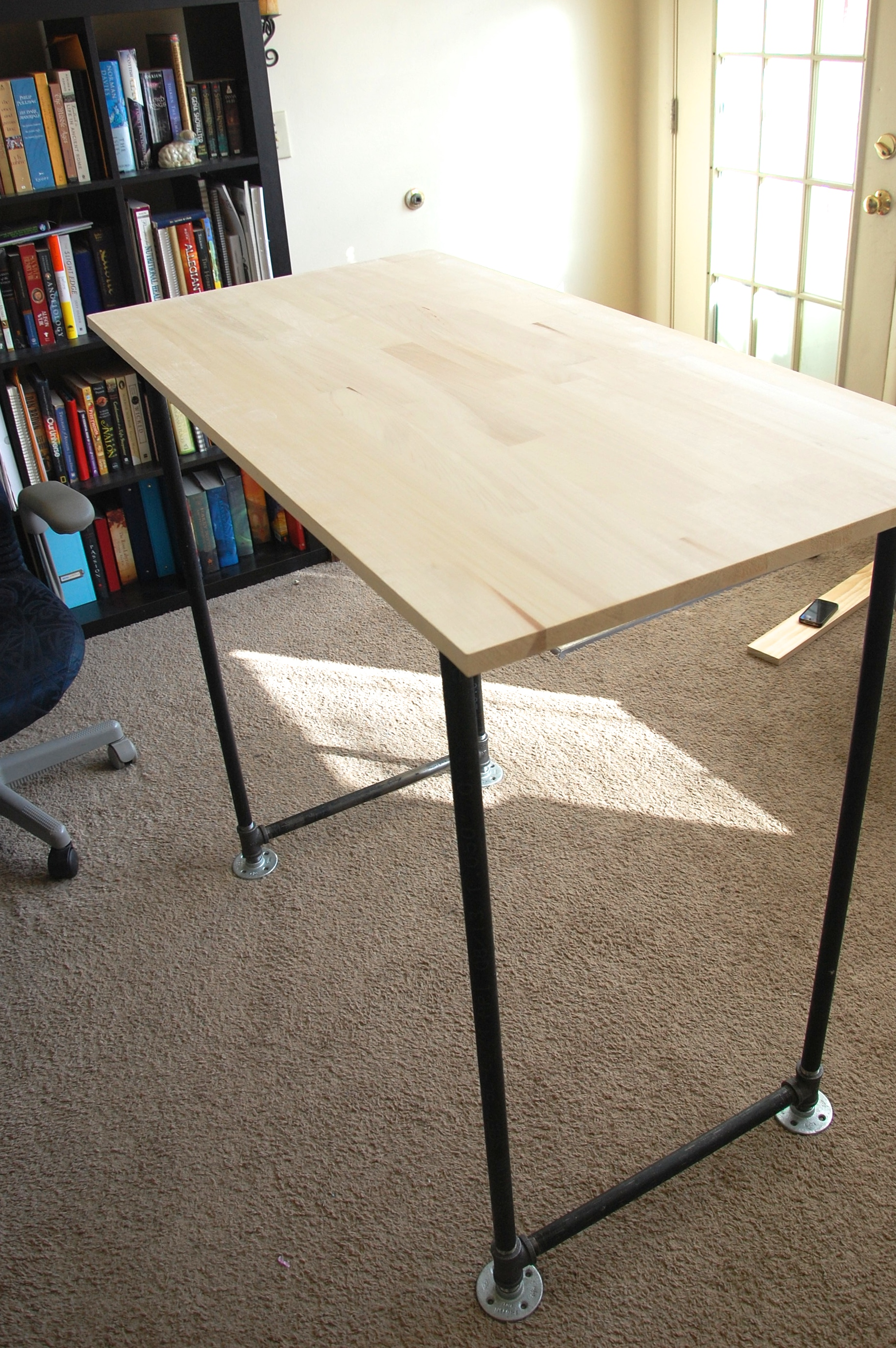 DIY Industrial Craft Table. DSC_0003 · DSC_0025 · DSC_0027